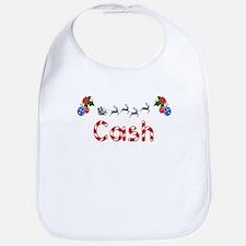 Cash, Christmas Bib
