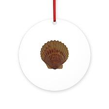 Bay Scallops Ornament (Round)