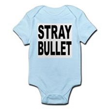 """Stray Bullet"" Infant Creeper"