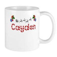 Cayden, Christmas Mug