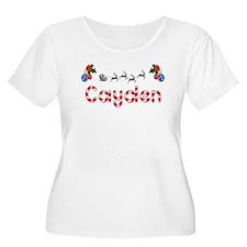 Cayden, Christmas T-Shirt