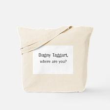 Where's Dagny Tote Bag