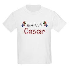 Cesar, Christmas T-Shirt