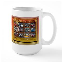 2013 STAMPEDE Mustang Mug