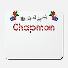 Chapman, Christmas Mousepad