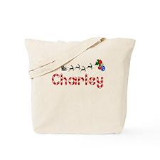 Charley, Christmas Tote Bag