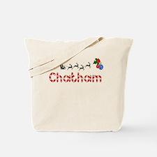 Chatham, Christmas Tote Bag