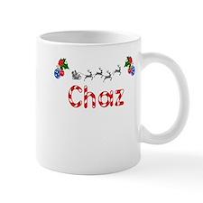 Chaz, Christmas Mug
