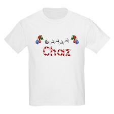 Chaz, Christmas T-Shirt