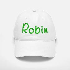 Robin Glitter Gel Baseball Baseball Cap