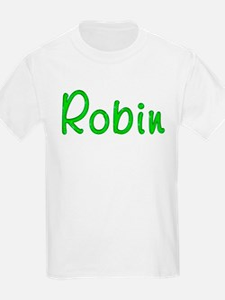 Robin Glitter Gel T-Shirt