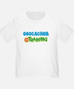 Geocacher in Training T-Shirt
