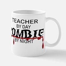 Teacher Zombie Mug