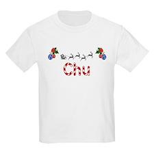 Chu, Christmas T-Shirt