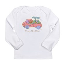 dreidel delivery Long Sleeve Infant T-Shirt