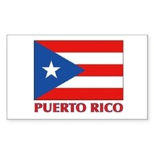 Puerto Rico - PR Stickers