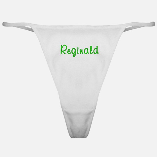Reginald Glitter Gel Classic Thong