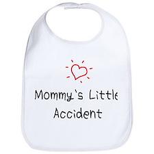 """Little Accident"" Bib"