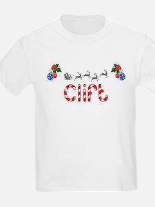 Clift, Christmas T-Shirt