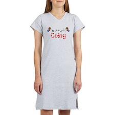 Coby, Christmas Women's Nightshirt