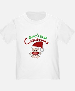 Baby's 2nd Christmas T