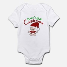 Baby's 2nd Christmas Onesie