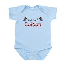 Colton, Christmas Infant Bodysuit
