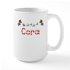 Cora, Christmas Mug