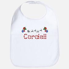 Cordell, Christmas Bib
