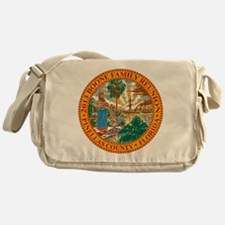 2013 Boone Family Reunion Messenger Bag