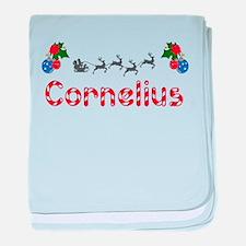 Cornelius, Christmas baby blanket