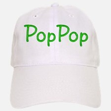 PopPop Glitter Gel Baseball Baseball Cap