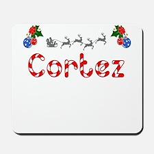 Cortez, Christmas Mousepad