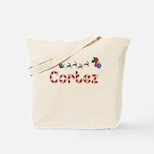 Cortez, Christmas Tote Bag