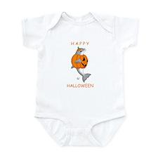 Halloween Dolphin Infant Bodysuit