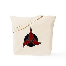 Klingon Badge 2 Tote Bag