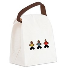 gingerbread.png Canvas Lunch Bag