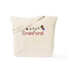 Cranford, Christmas Tote Bag