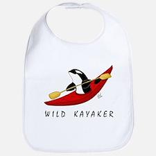Wild Kayaker Bib