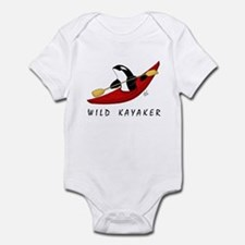 Wild Kayaker Infant Bodysuit