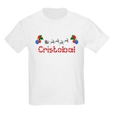 Cristobal, Christmas T-Shirt