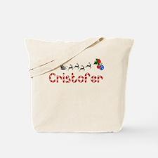 Cristofer, Christmas Tote Bag