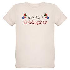 Cristopher, Christmas T-Shirt