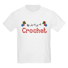 Crochet, Christmas T-Shirt