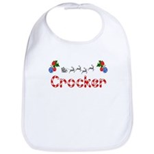 Crocker, Christmas Bib