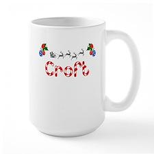 Croft, Christmas Mug