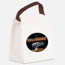 startrek5a.png Canvas Lunch Bag