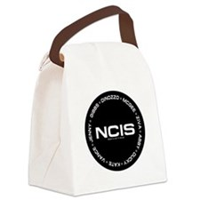 ncis17a.png Canvas Lunch Bag