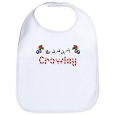 Crowley, Christmas Bib
