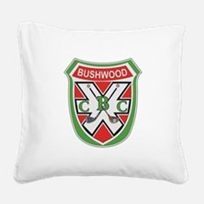 caddyshack10a.png Square Canvas Pillow